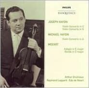 Joseph & Michael Haydn: Violin Concertos; Mozart: Adagio; Rondo