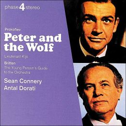 Prokofiev: Peter And The Wolf, Lieutenant Kijé Suite / Britten: Young Person's Guide To The Orchestra