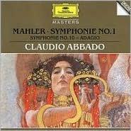 Mahler: Symphonies Nos. 1 & 10 [Germany]