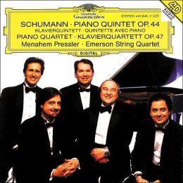 Schumann: Piano Quintet & Quartet
