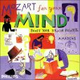 CD Cover Image. Title: Mozart For Your Mind: Boost Your Brain Power with Wolfgang Amadeus