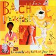 CD Cover Image. Title: Bach for Breakfast: The Leisurely Way to Start Your Day, Artist: Neville Marriner