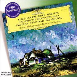 Liszt: Hungarian Rhapsodies, Les Préludes, Mazeppa