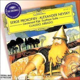 Prokofiev: Alexander Nevsky, Scythian Suite, Lieutenant Kije