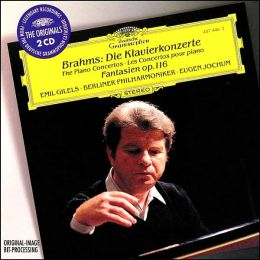 Brahms: The Piano Concertos