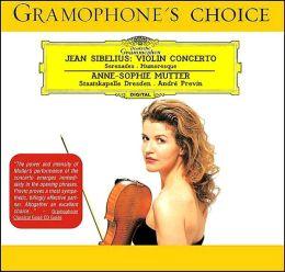 Sibelius: Violin Concerto, Serenades, Humoreske