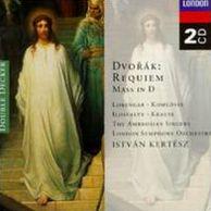 Dvorák: Requiem; Mass in D