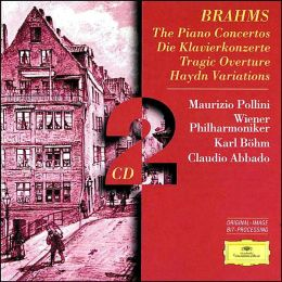 Brahms: Piano Concertos, Variations on a Theme, Tragic Overture