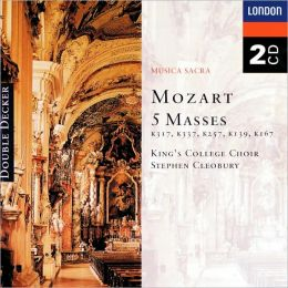 Mozart: 5 Masses