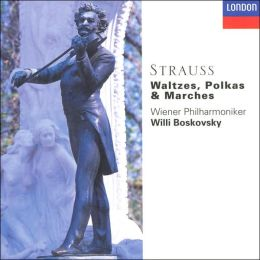 Strauss: Waltzes, Polkas & Marches
