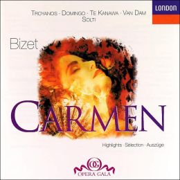 Bizet: Carmen [Highlights/13 Tracks]