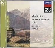 Mahler: Symphonies 4 & 5
