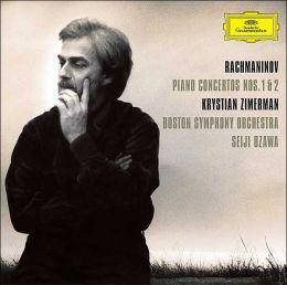 Rachmaninoff: Piano Concertos Nos. 1 & 2