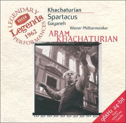 Khachaturian: Excerpts from Gayane & Spartacus