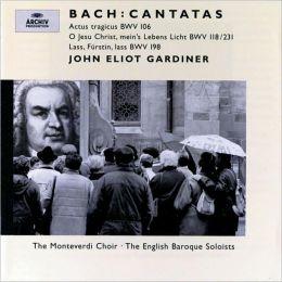 Bach: Funeral Cantatas