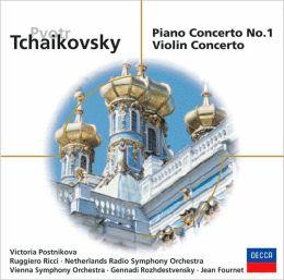 Tchaikovsky: Piano Concerto No. 1; Violin Concerto