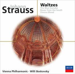 Johann Strauss: Waltzes