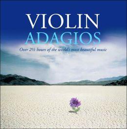 Violin Adagios