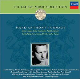 The British Music Collection: Mark-Anthony Turnage