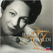 The Great Renata Tebaldi