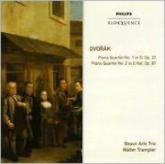 Dvorák: Piano Quartets Nos. 1 & 2