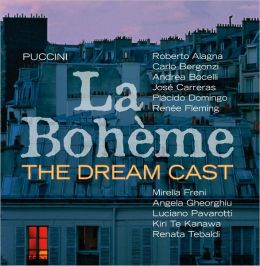La Bohème: The Dream Cast