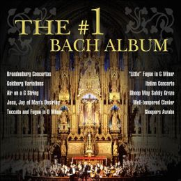 The #1 Bach Album