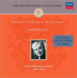 Vaughan Williams: Symphonies Nos. 1-9 [Box Set]