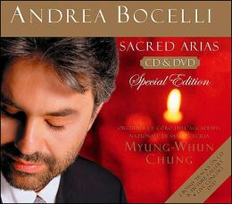 Sacred Arias [Special Edition, CD & DVD]