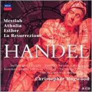 Handel: Messiah, Athalia, Esther, La Resurrezione
