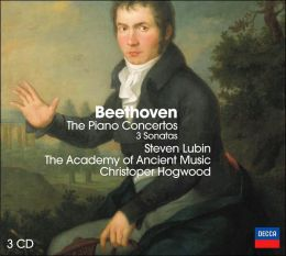 Beethoven: The Piano Concertos; 3 Sonatas