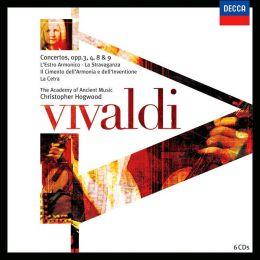 Vivaldi: Concertos Opp. 3, 4, 8 & 9
