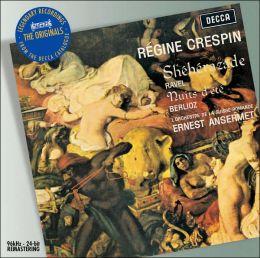 Ravel: Shéhérazade / Berlioz: Nuits d'été