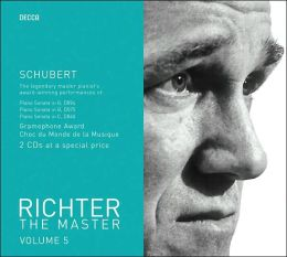 Richter the Master, Vol. 5: Schubert