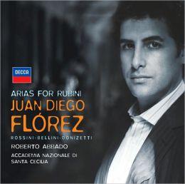 Voce d'Italia: Arias for Rubini