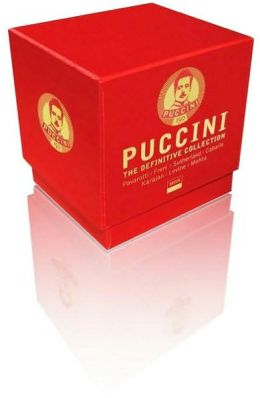 Puccini: The Definitive Collection