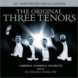 Original Three Tenors: 20th Anniversary Special Edition