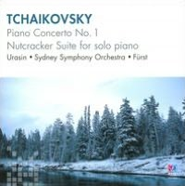 Tchaikovsky: Piano Concerto No. 1; Nutcracker Suite for Solo Piano