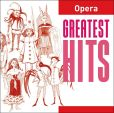 CD Cover Image. Title: Greatest Hits: Opera