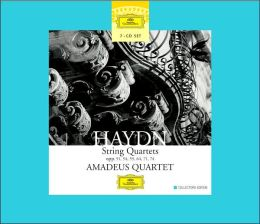 Haydn: String Quartets, Opp. 51, 54, 55, 64, 71, 74 [Box Set]