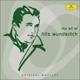 Original Masters: The Art of Fritz Wunderlich
