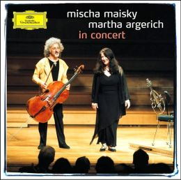 Mischa Maisky and Martha Argerich in Concert