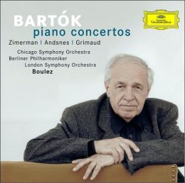 Bartok: The Piano Concertos
