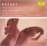 Mozart: Piano Concertos Nos. 14, 17 & 21