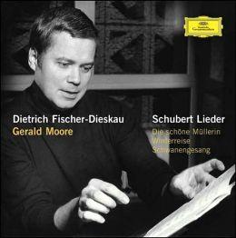 Schubert Lieder: Die schöne Müllerin, Winterreise, Schwanengesang
