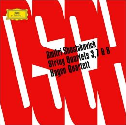 Shostakovich: String Quartets 3, 7 & 8