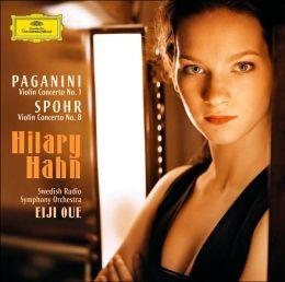 Paganini, Spohr: Violin Concertos