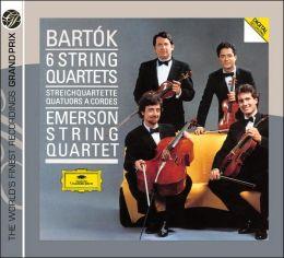 Bartók: 6 String Quartets