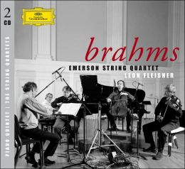 Brahms: Piano Quintet, The String Quartets