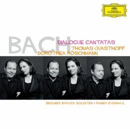 Bach: Dialogue Cantatas